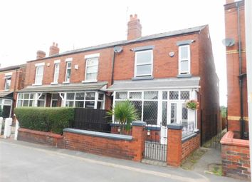 Thumbnail 3 bed semi-detached house for sale in Stockport Road West, Bredbury, Stockport