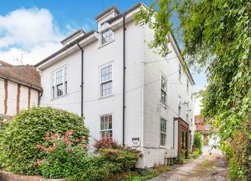 Thumbnail 2 bed flat for sale in The Mint, Rye, East Sussex