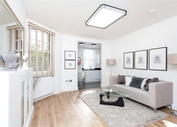 Thumbnail 3 bedroom flat for sale in Fieldway Crescent, London