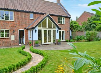 Thumbnail 4 bed detached house for sale in Church Farm Green, Fressingfield, Eye