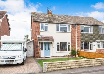 Thumbnail 3 bed semi-detached house for sale in Halswell Road, Clevedon