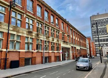 Thumbnail 1 bed flat for sale in The Atrium, 2 Morledge Street, Leicester