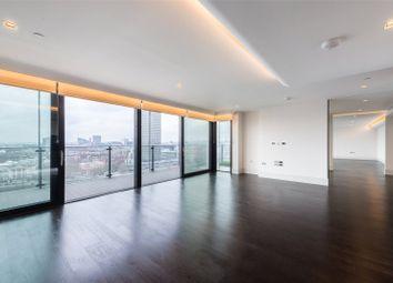 Thumbnail 2 bed flat to rent in Merano Residences, 9 Albert Embankment, London