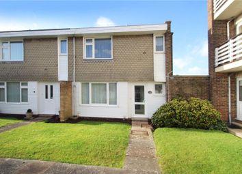 Thumbnail 3 bed end terrace house for sale in Bramber Square, Rustington, Littlehampton