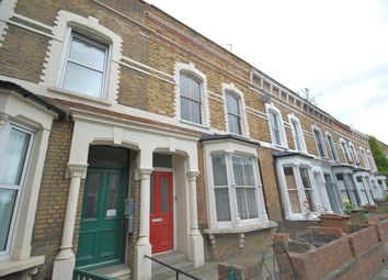 Thumbnail 1 bed flat to rent in Bayston Road, London