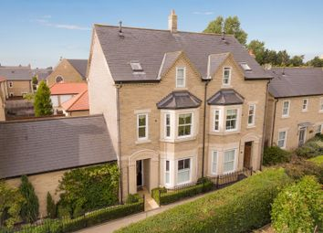 Thumbnail 4 bed end terrace house for sale in Kipling Crescent, Fairfield, Hitchin