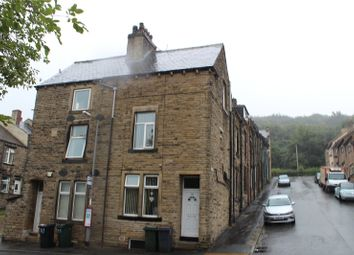 Thumbnail 2 bed end terrace house for sale in Parkwood Street, Keighley, West Yorkshire