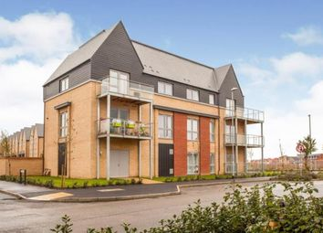 Thumbnail 1 bedroom flat for sale in Station Road, Longstanton, Cambridge, Cambridgeshire