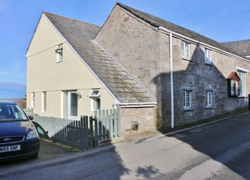 Thumbnail 4 bed detached house for sale in Row, St Breward