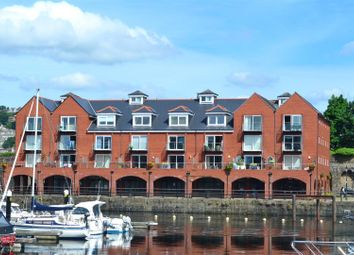 Thumbnail 2 bed flat for sale in Squire Court, Victoria Quay, Swansea