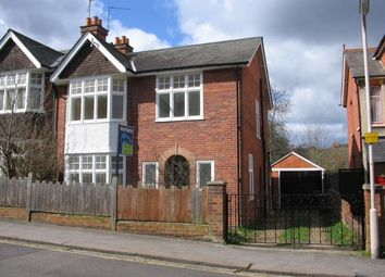 Thumbnail 3 bedroom semi-detached house to rent in Prospect Street, Reading