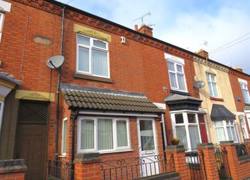 Thumbnail 2 bed terraced house for sale in Turner Road, Humberstone, Leicester