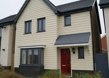 Thumbnail 3 bedroom detached house to rent in Shearwater Way, Seaton