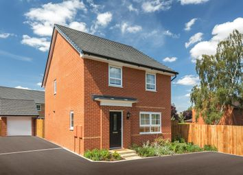 "Thumbnail 4 bedroom detached house for sale in ""Chester"" at Lancaster Avenue, Watton, Thetford"