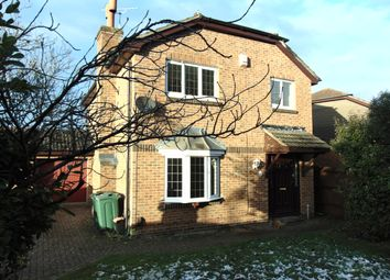 Thumbnail 4 bed detached house to rent in Paddock Road, Singleton, Ashford