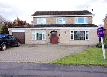 Thumbnail 5 bedroom detached house for sale in Nelson Court, Watton