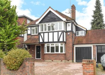 Thumbnail 4 bed link-detached house for sale in Petersham Road, Richmond