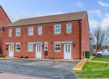 Thumbnail 2 bed end terrace house for sale in Hatton Close, Woodrow North, Redditch