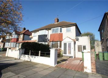 Thumbnail 3 bed semi-detached house for sale in Brookdene Road, Plumstead