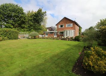 Thumbnail 4 bed detached house for sale in Porlock Close, Gayton, Wirral