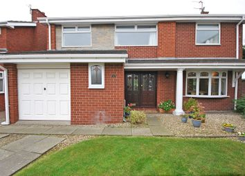 Thumbnail 4 bed detached house for sale in Pershore Grove, Ainsdale, Southport.