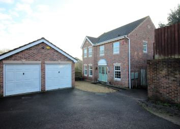 Thumbnail 4 bed detached house for sale in Hawkins Crescent, Bradley Stoke