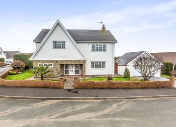 Thumbnail 4 bed detached house for sale in Penywaun, Efail Isaf, Pontypridd