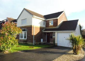 Thumbnail 4 bed detached house for sale in Springfield Gardens, Hirwaun, Aberdare