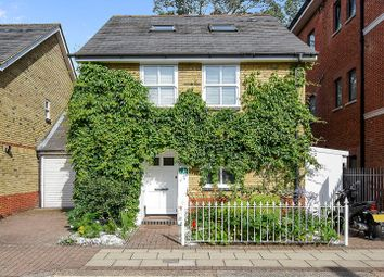 Thumbnail 4 bedroom detached house for sale in Belmont Terrace, Chiswick / Turnham Green