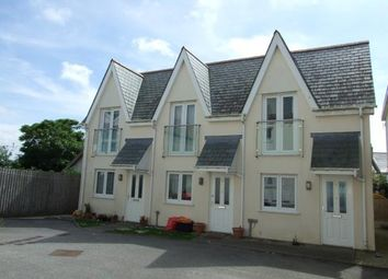 Thumbnail 1 bed end terrace house for sale in Newquay, Cornwall