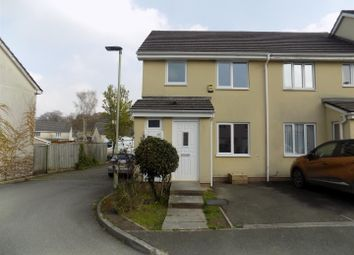 3 bed end terrace house to rent in Quarry Fields, Okehampton EX20