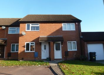 Thumbnail 2 bedroom terraced house for sale in Miller Close, Longlevens, Gloucester