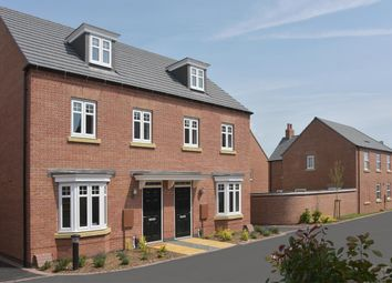 "Thumbnail 3 bed semi-detached house for sale in ""Kennett"" at Walton Road, Drakelow, Burton-On-Trent"