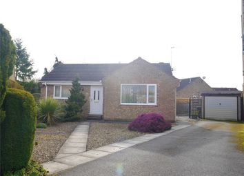 Thumbnail 2 bed detached bungalow for sale in Wensleydale Drive, Osbaldwick, York
