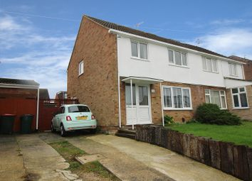 Thumbnail 3 bed semi-detached house to rent in Pound Hill, Crawley, West Sussex.
