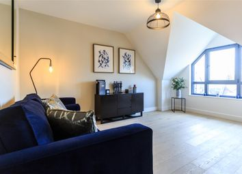Thumbnail Studio for sale in Eton Court, 40A The Broadway, Cheam Village
