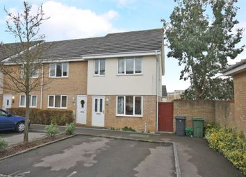 Thumbnail 3 bed end terrace house to rent in Jasmine Court, Whiteley