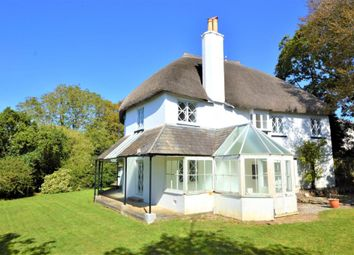 Thumbnail 5 bed detached house for sale in Church Road, Saltash, Cornwall