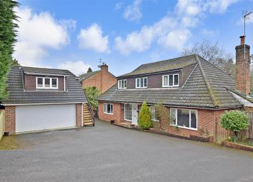 Thumbnail 4 bed detached house for sale in Linden Road, Headley Down, Bordon, Hampshire