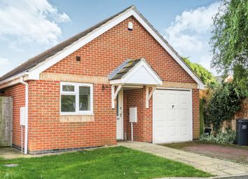 Thumbnail 2 bed detached bungalow for sale in Jack Hardy Close, Syston, Leicester