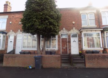 2 bed terraced house for sale in Shenstone Road, Birmingham B16