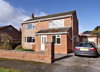 Thumbnail 4 bedroom detached house to rent in Crossley Drive, Wirral