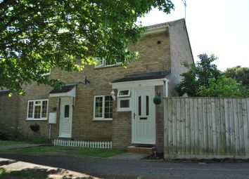 Thumbnail 2 bed end terrace house for sale in Rushmere Path, Swindon