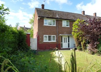 Thumbnail 3 bed end terrace house for sale in Kingsley Walk, Winsford