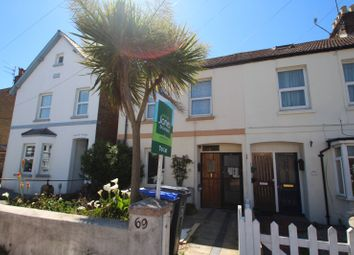 Thumbnail 1 bed flat to rent in Sugden Road, Worthing