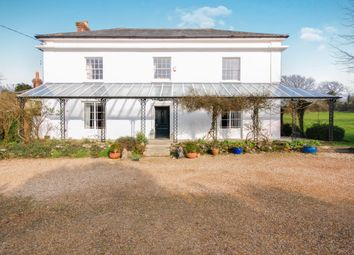 Thumbnail 5 bedroom equestrian property for sale in Main Road, Chillerton, Newport, Isle Of Wight