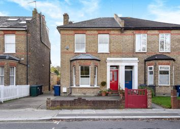 Thumbnail 3 bed semi-detached house for sale in Long Lane, London N3, Finchley Central,