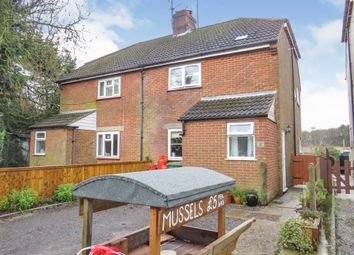 Thumbnail 3 bed semi-detached house for sale in Wells Road, Stiffkey, Wells-Next-The-Sea