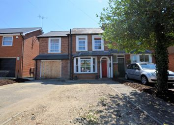 Thumbnail 4 bedroom semi-detached house for sale in Victoria Road, Tilehurst, Reading