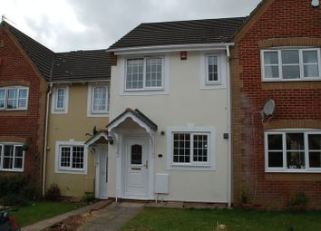Thumbnail 2 bed terraced house to rent in Roseclave Close, Upper Chaddlewood, Plympton